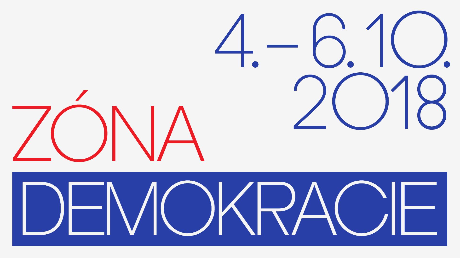 2.ročník festivalu Zóna demokracie