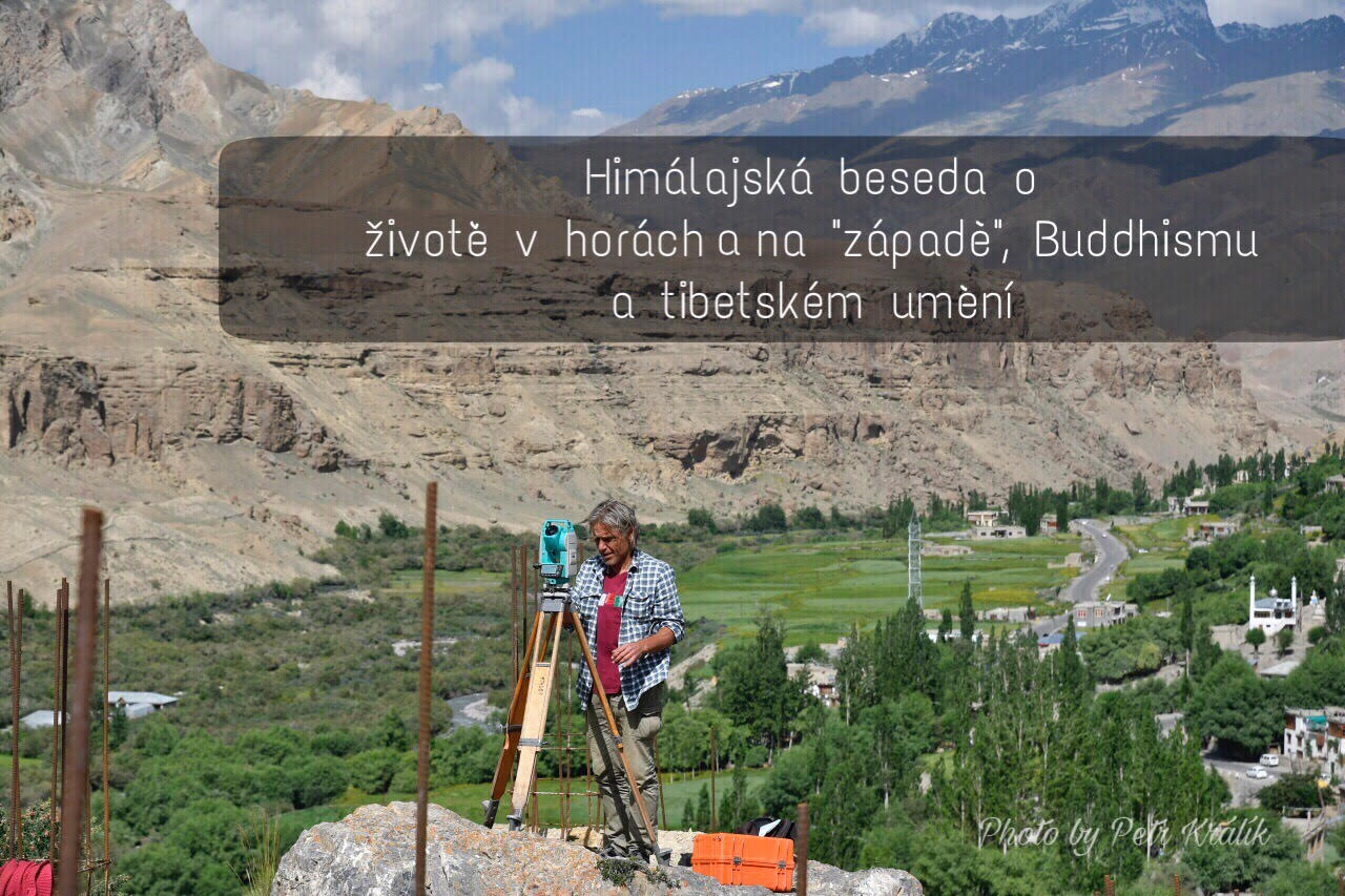 Himalájská beseda vTibet Open House