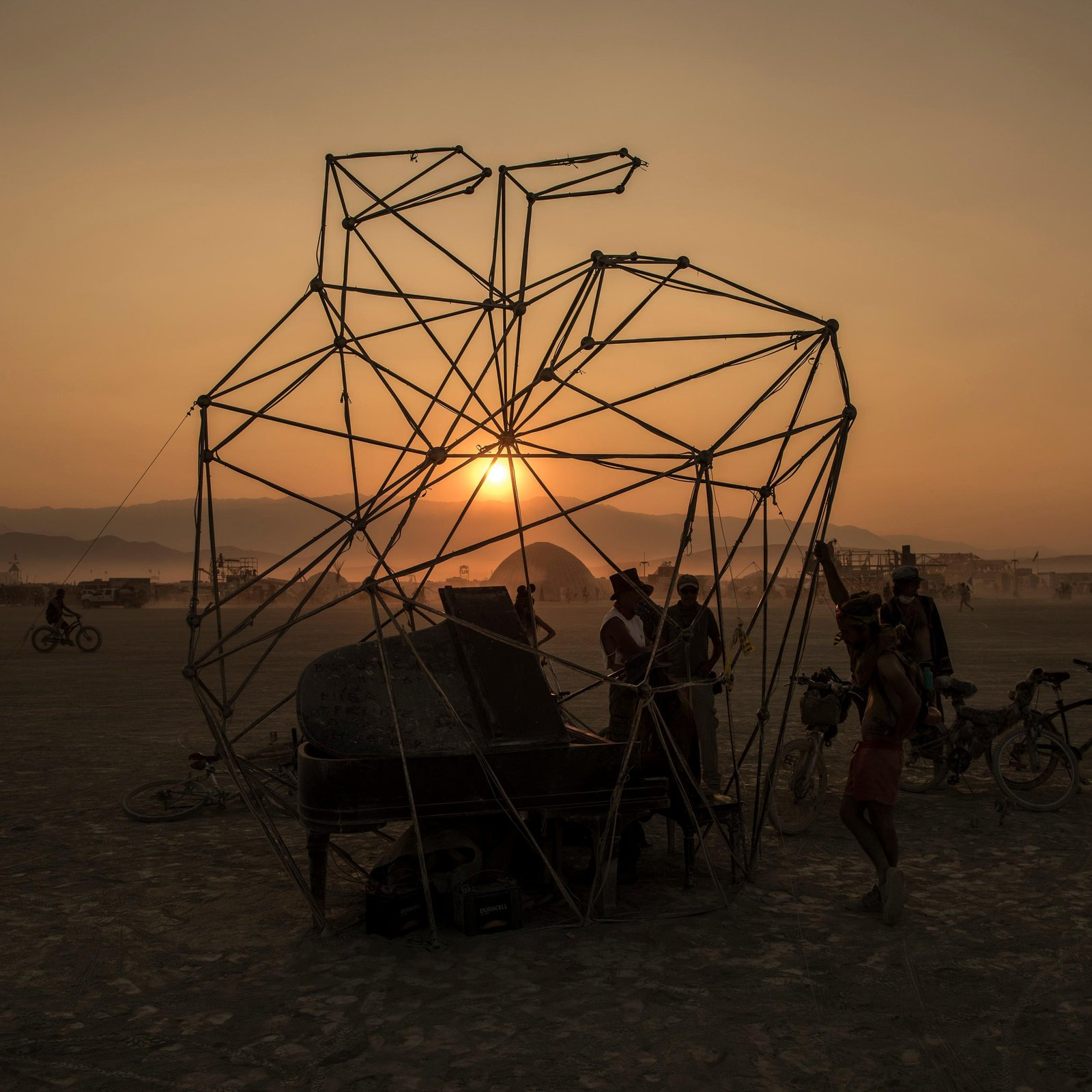 Češi jedou na Burning Man 2017!