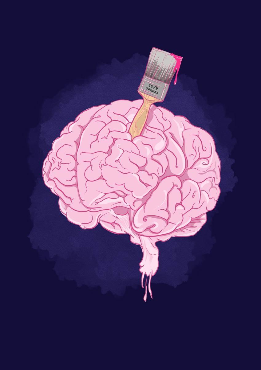 Jak působí výtvarná díla na lidský mozek? (10.4.2018)