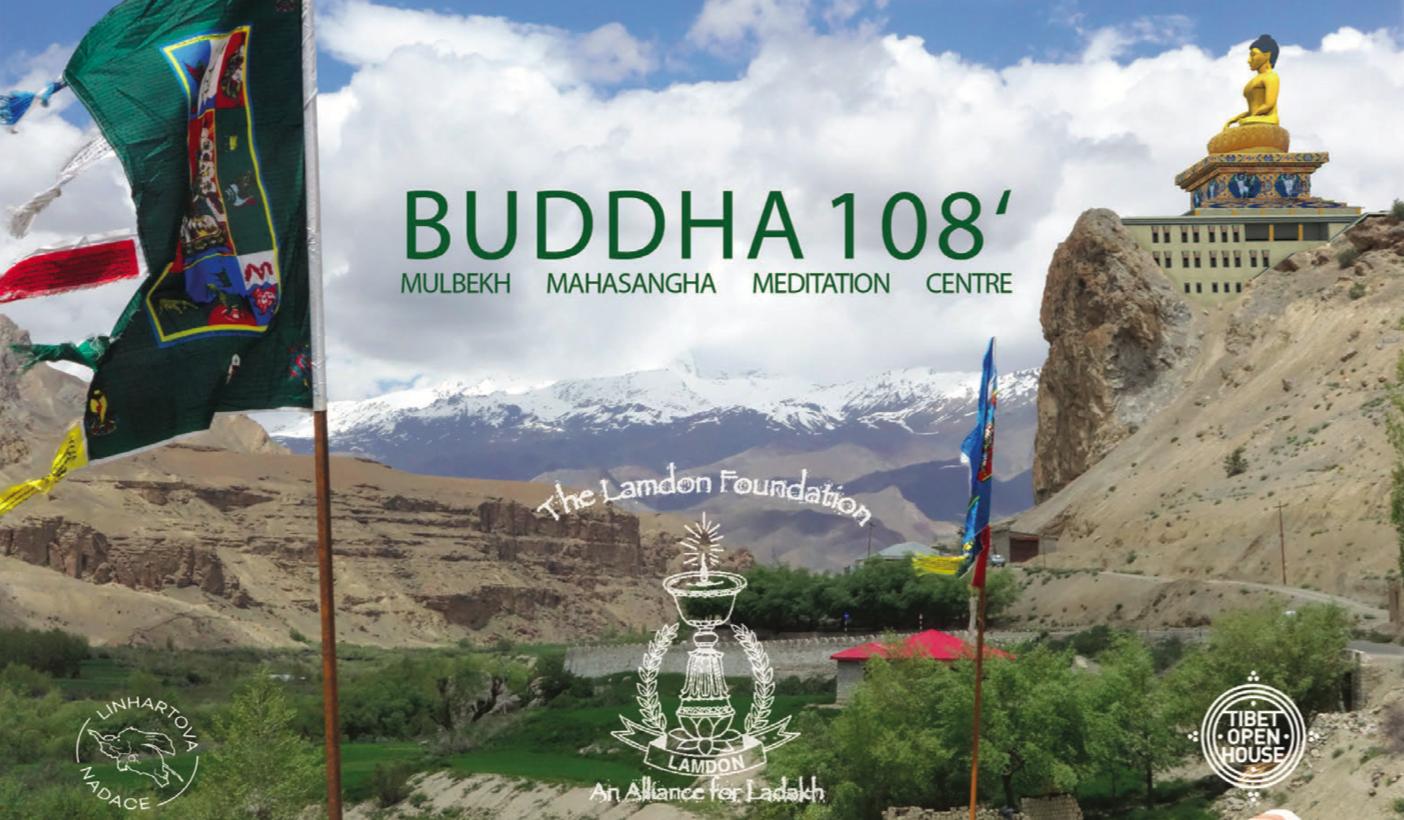 BUDDHA 108'