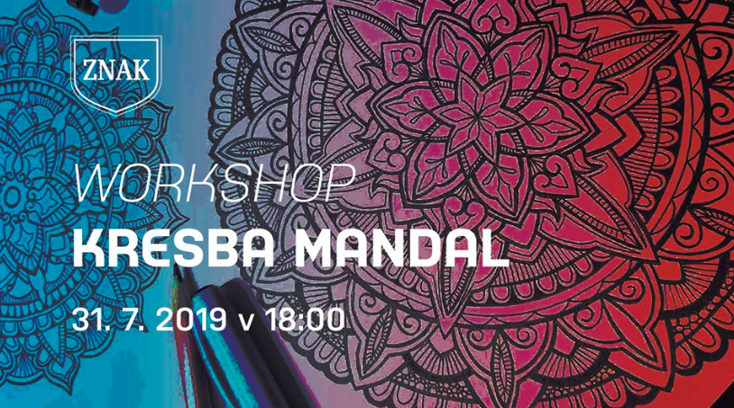 KRESBA MANDAL // workshop // 31/7 // 18:00