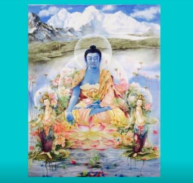Online ozdravná praxe Buddhy medicíny / 28.3. / 10-13hod.