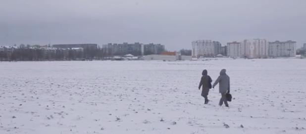 """1/9 Promítání dokumentu o realitě vBělorusku // Social Cinema from Belarus: """"Tomorrow"""" by Yuliya Shatun"""