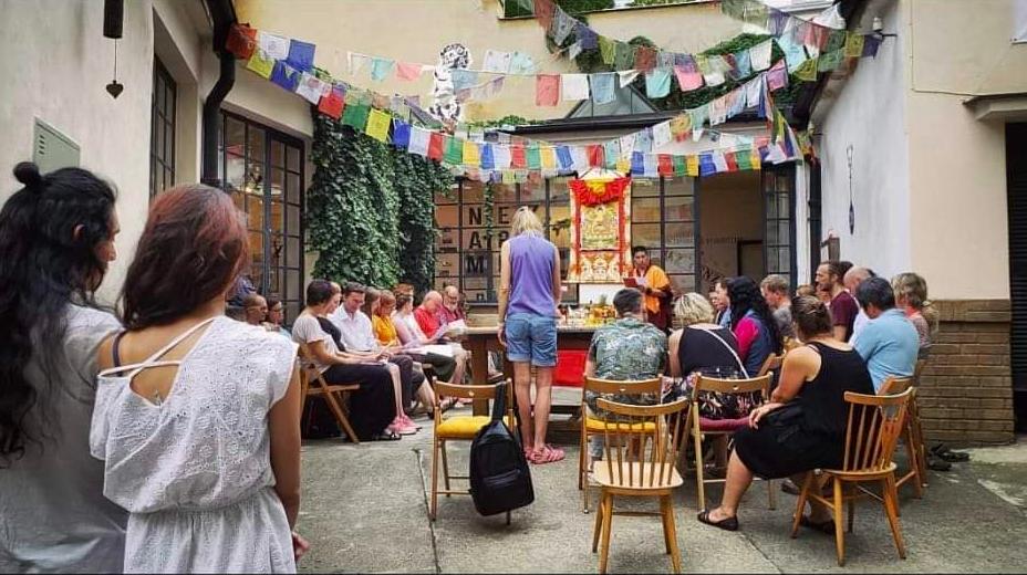 Oslava Saga Dawa 2021, Tibet Open House, středa 26.5.