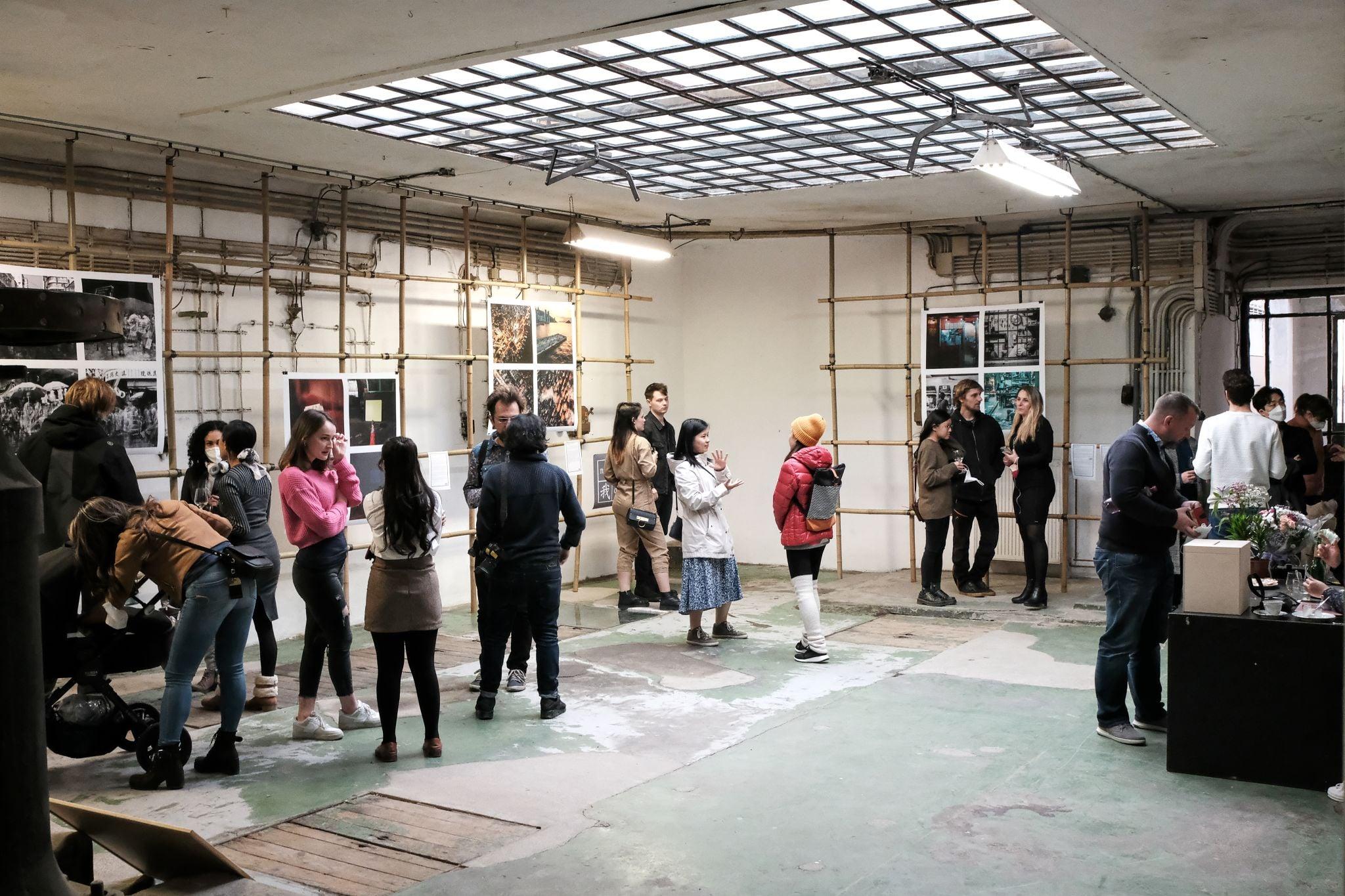 HONG KONG IDENTITY, Letohradská 10, foto Petr Králík